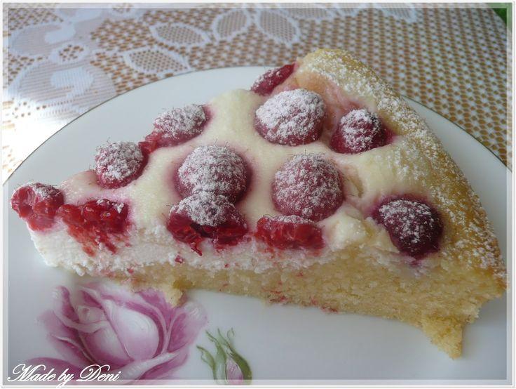 Czech Raspberry - cheesecake (use Google Chrome to translate site )