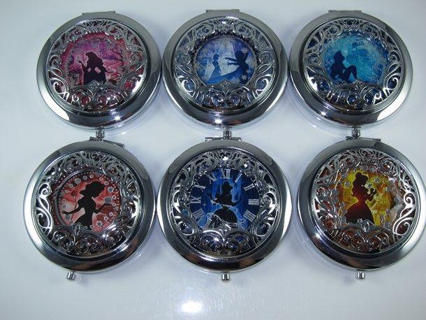 Sephora Disney Reigning Beauties Compact Mirror