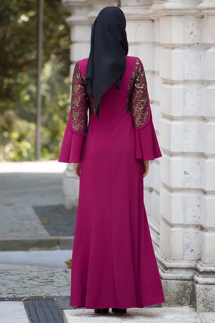 Evening Dress - Evening Dress - 2124F