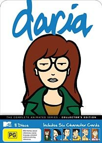 - Daria - The Complete Series (Limited Edition) The people of Lawndale just don't get Daria Morgendorffer - she's cool with that! You see Daria was born alienated and now she's just trying to make it through high school...