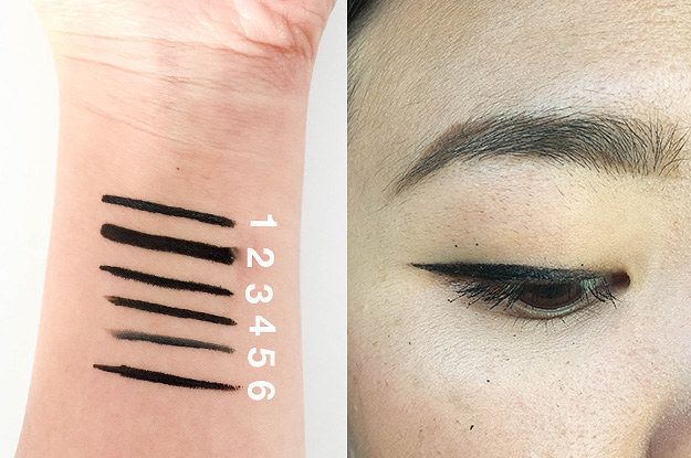 I Tried A Bunch Of Drugstore Eyeliners And Found A New Favorite