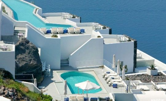 1000 images about infinity terrain on pinterest for Grace hotel santorin
