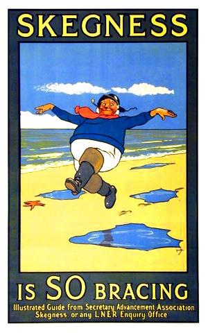 LNER Skegness Poster