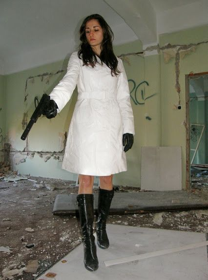 32 Best Images About Hitwoman Silencer Gloves On Pinterest