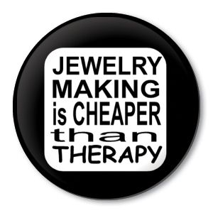jewelry making funny | www.bykaro.nl for your jewelry making supplies