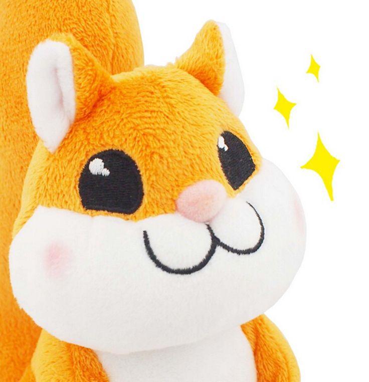 Aliexpress.com: Comprar Nueva Akatsuki no Yona Shin Ah ' s ardilla mascota Ao Cosplay muñeca de la felpa juguete lindo regalo de juguete bala fiable proveedores en Magical Oriental