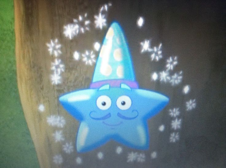 Magico Star from Save Diego on Dora the Explorer.