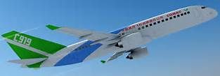 Commercial Aircraft Corporation of China (Comac) C919 passenger jet took to the skies in Shanghai for its long-delayed test flight on May 5, 2017. The China's home-grown, narrow-body aircraft, Comac C919 will compete with Boeing 737 and the Airbus A320.