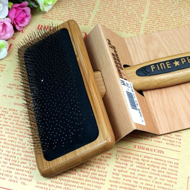 Stainless Steel Comb Dog Brush
