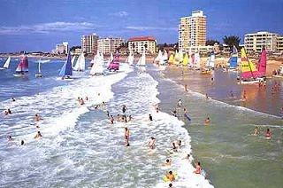 Where I lived in South Africa (Port Elizabeth)