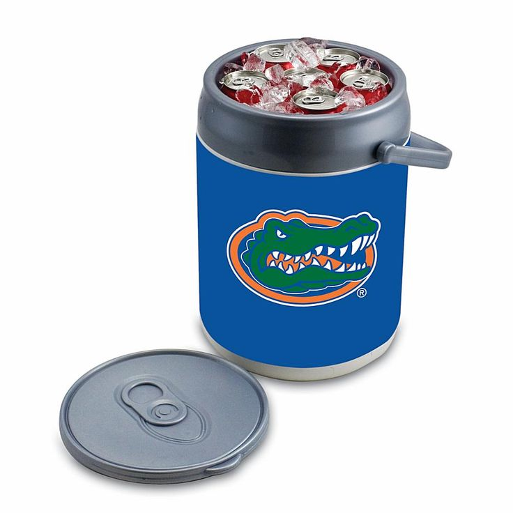 Picnic Time Can Cooler - University of Florida University (Logo)