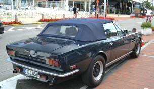 Aston Martin V8 Volante 1978 90 Classic Aston Martin For Sale In