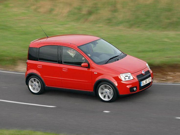 Fiat Panda 100HP                                                                                                                                                                                 Más