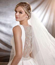 svadobné šaty - model Olmedo