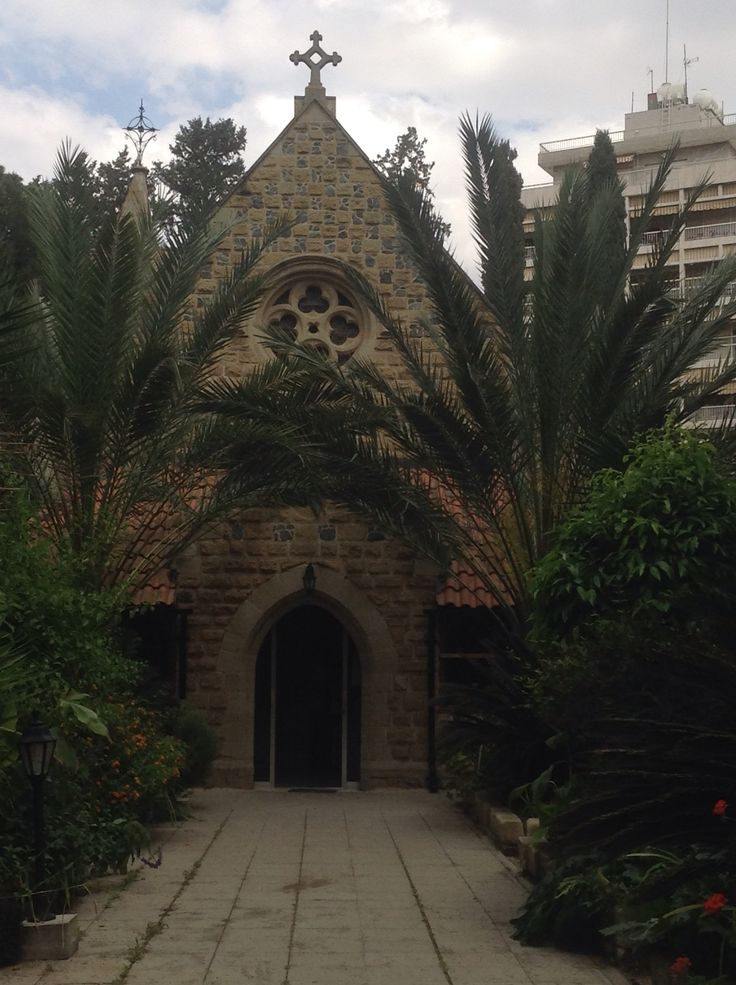 St. Paul's Cathedral, Nicosia, Cyprus.