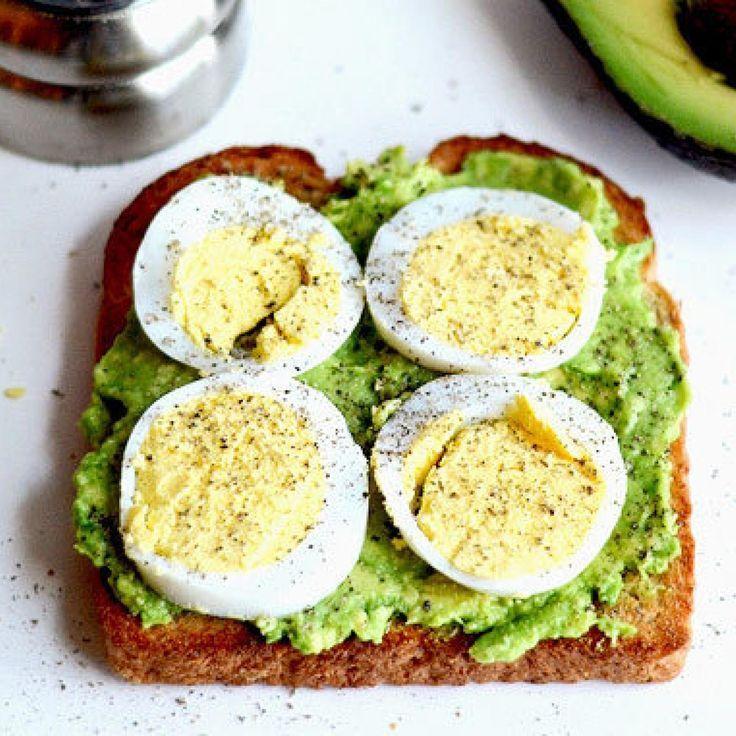 Hard-Boiled Eggs - http://Fitnessmagazine.com