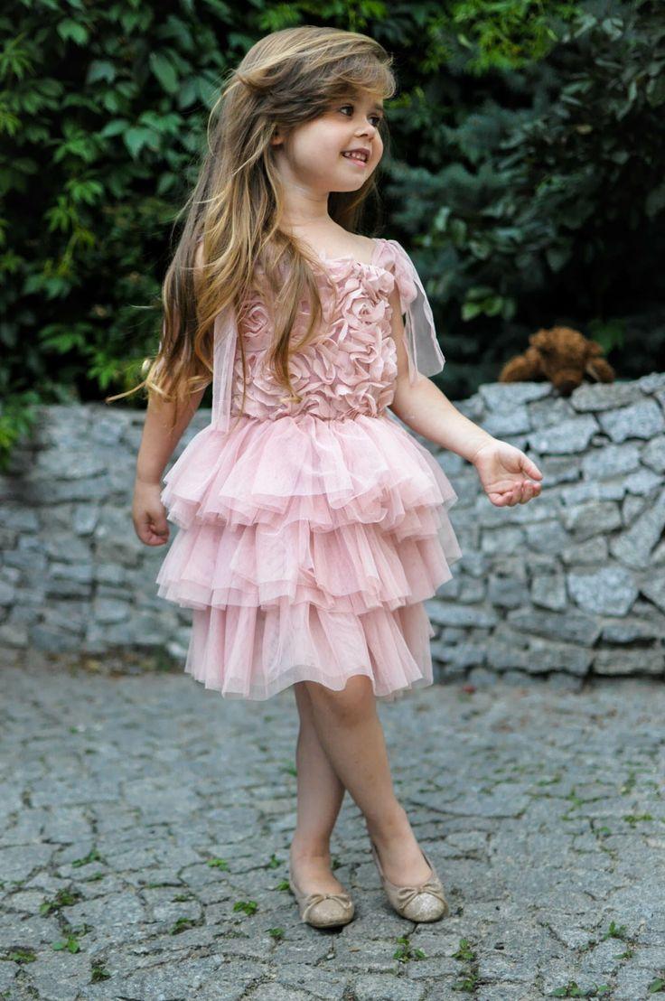natural beauty , baby girl. fashion
