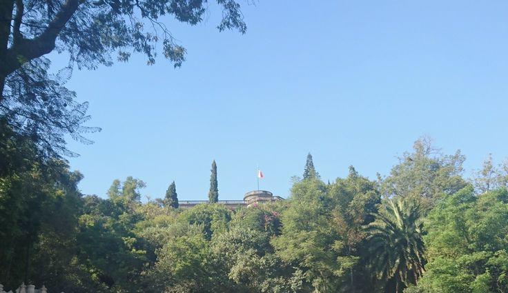 Castillo de Chapultepec.