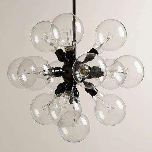13-Bulb Cluster Chandelier