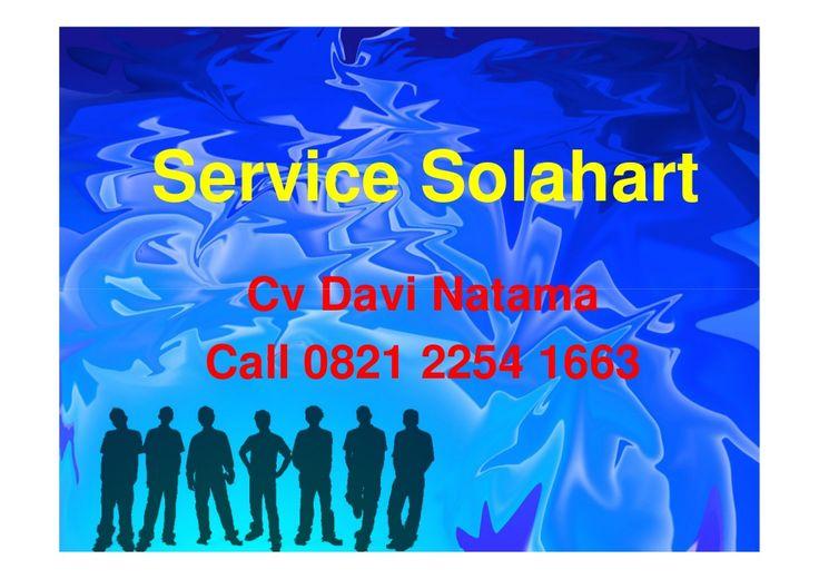 Service solahart jakarta barat +6221 34082652 by Dhafa Service via slideshare