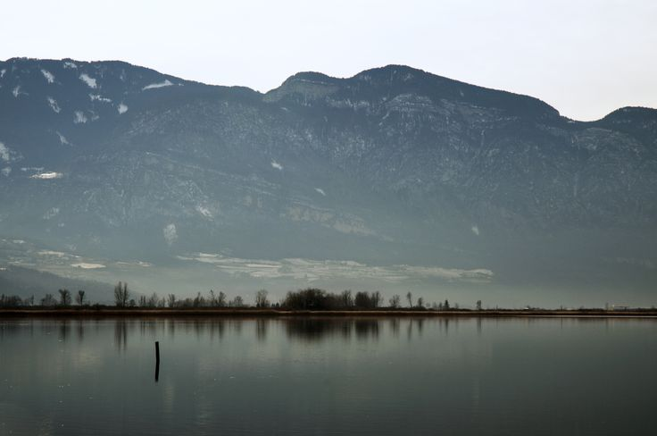 Caldaro lake, Trentino Alto Adige.