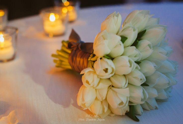 Bouquet di tulipani  Simply chic