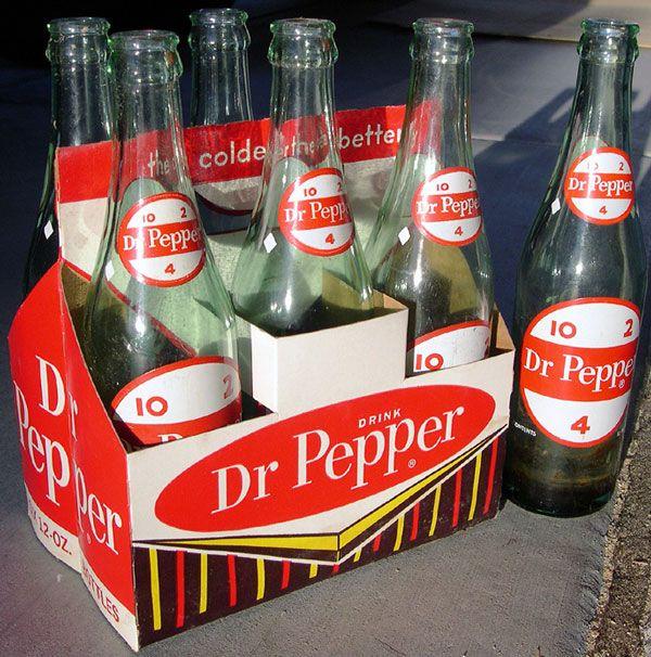 Dr. PepperPop Bottle, Drpepper,  Sodas Bottle, Dr. Peppers, Empty Bottles, Peppers Bottle, 1960S Dr., 1964 Dr., Vintage Dr.