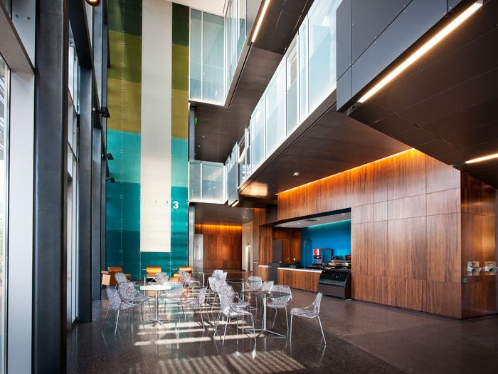 Project Details | Gateway Community College - Integrated Education Building - ISEC