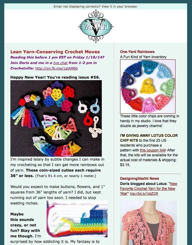 Best VashtiS Crochet Newsletters Images On