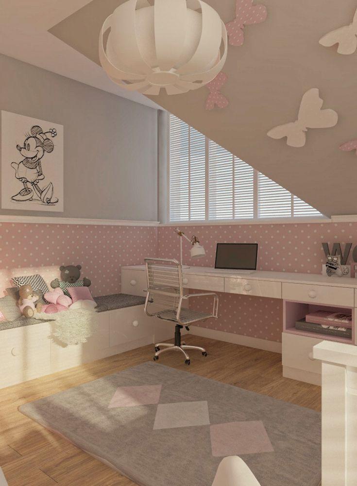 Deko-Tipp Kinderzimmer Wände mit Schmetterlingen selbst gestalten – Stilprojekt GmbH