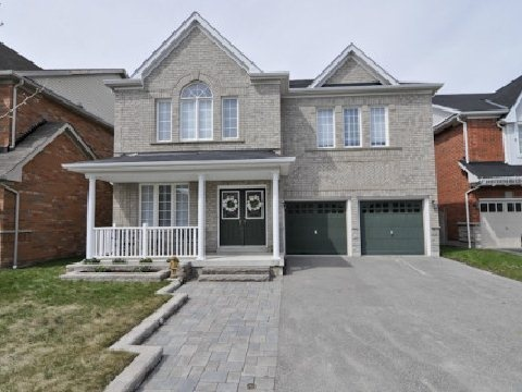 Fabulous New Listing in Ajax Ontario - 4 Bedroom, 4 Bathroom Executive Home with over 3,000 Square Feet and upgrades throughout the home !!