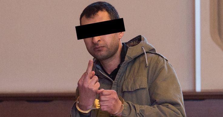 Erfurt: 56-jährige Deutsche niedergeknüppelt und brutal vergewaltigt – Iraker entgeht Haftstrafe