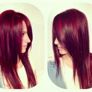 couleur cheveux je fais les cheveux couleur de recyclage stricktly hair new hair soon igora red hd red red hada tall glass - Coloration Cheveux Aubergine