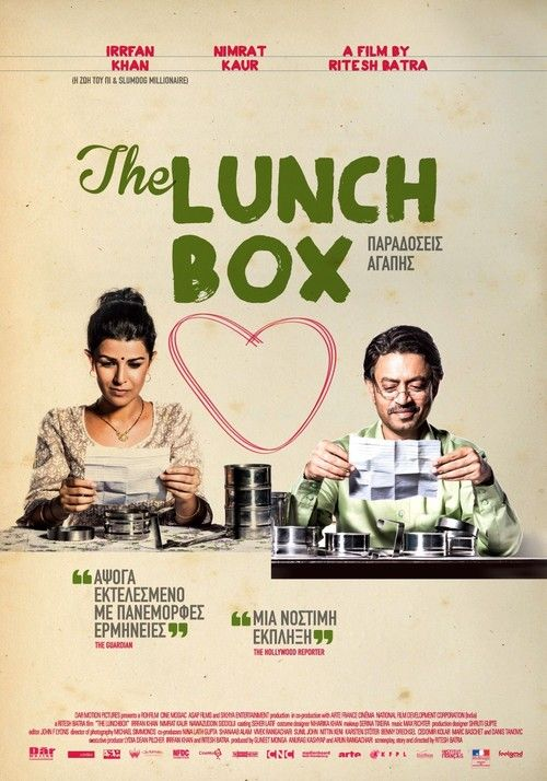 Watch->> The Lunchbox 2013 Full - Movie Online