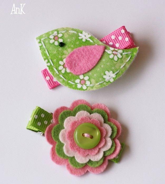 pink & green <3