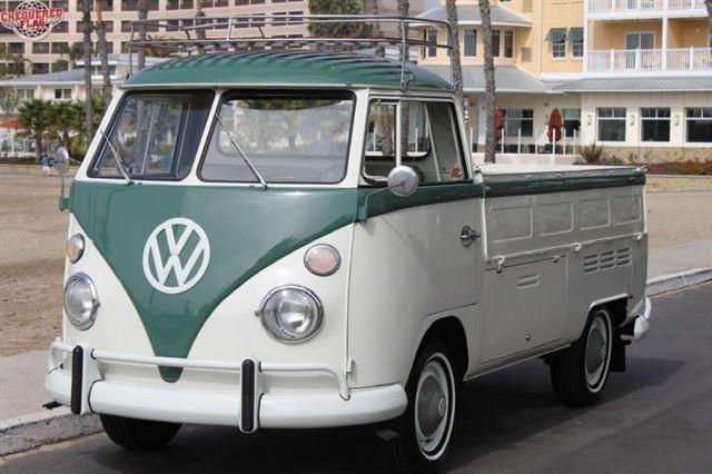 1967 Volkswagen Pick-Up