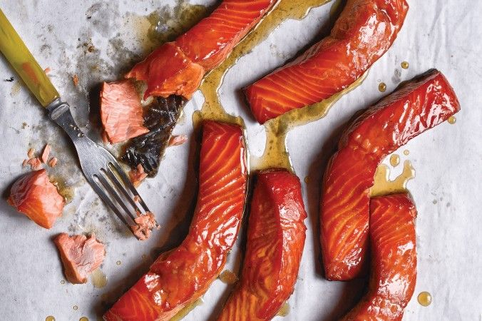 The Ultimate Hot-Smoked Salmon Recipe, From Smoking Expert Steven Raichlen