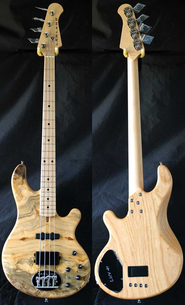 LAKLAND USA Bass Guitars for Sale | BassCentral.com