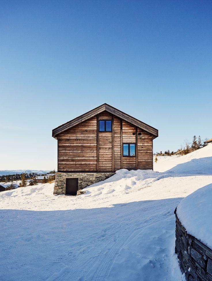 Hytte Norefjell Arkitekt: wood a+d www.wood.no Foto: Einar Aslaksen
