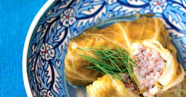 キャベツのゆで汁も使う、エコ料理。|『ELLE gourmet(エル・グルメ)』はおしゃれで簡単なレシピが満載!