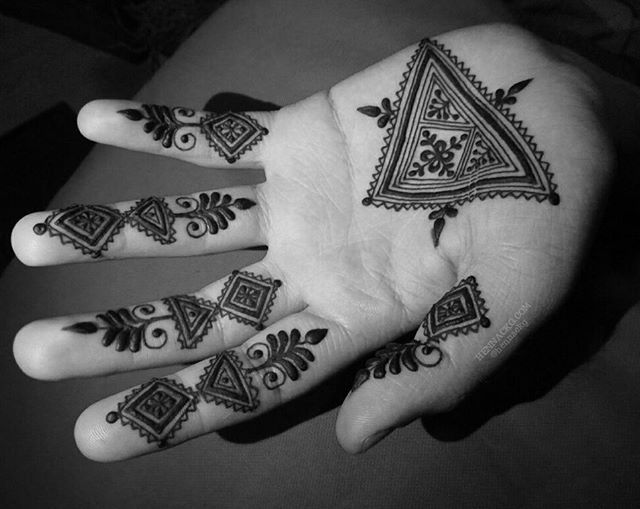 Henna Tattoo Montreal : Best henna hands images tattoos
