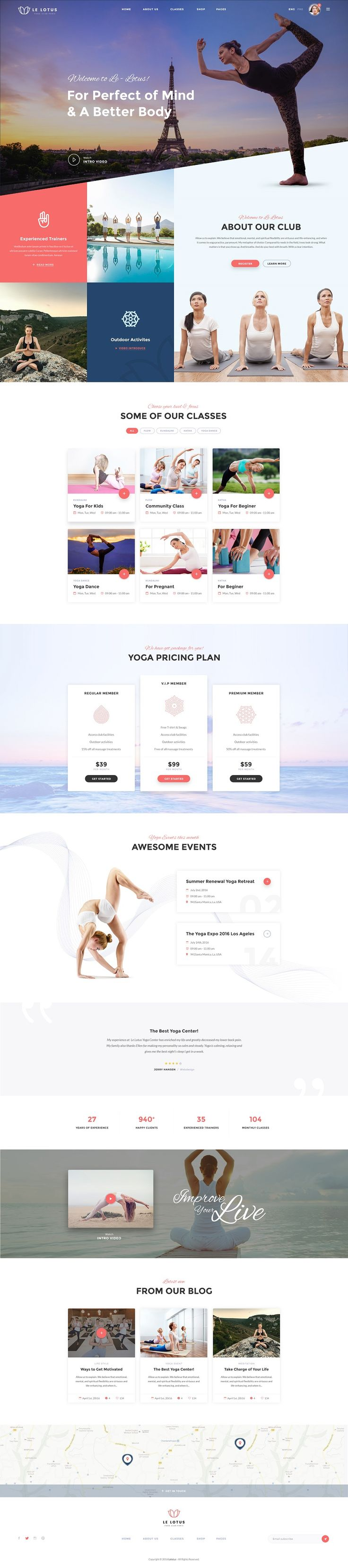 Best 20+ Web design templates ideas on Pinterest