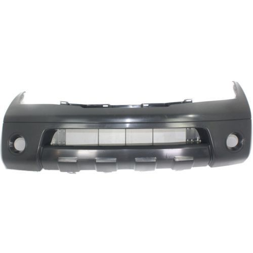 2005-2008 Nissan Pathfinder Front Bumper Cover, Textured