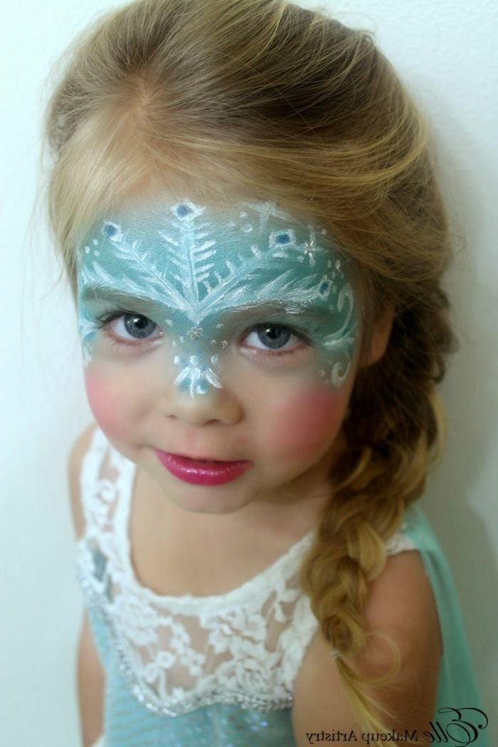 1001 Ideen Fur Kinderschminken Fur Halloween Kinder