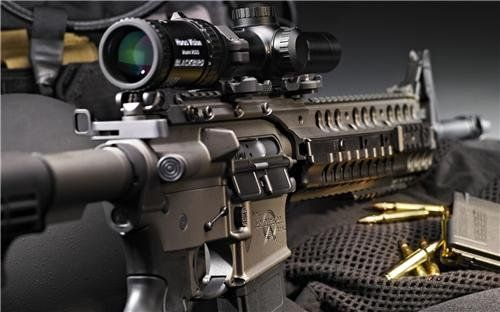 Find the best AR-15 optics & scopes for your budget and use. From 1x red dots to magnified scopes, plus recommended mounts, accessories, and backup sights.
