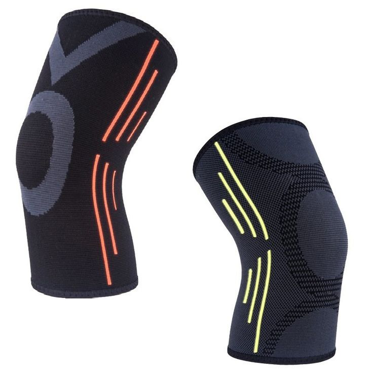 Breathable warmth  Basketball Football sports safety Kneepad volleyball Knee Pads Training Elastic Knee Support knee protect -- Offer can be found by clicking the VISIT button