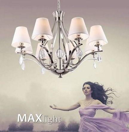 Lampa wisząca MaxLight PALACE P0111 | Lampy \ Lampy wewnętrzne \ Żyrandole