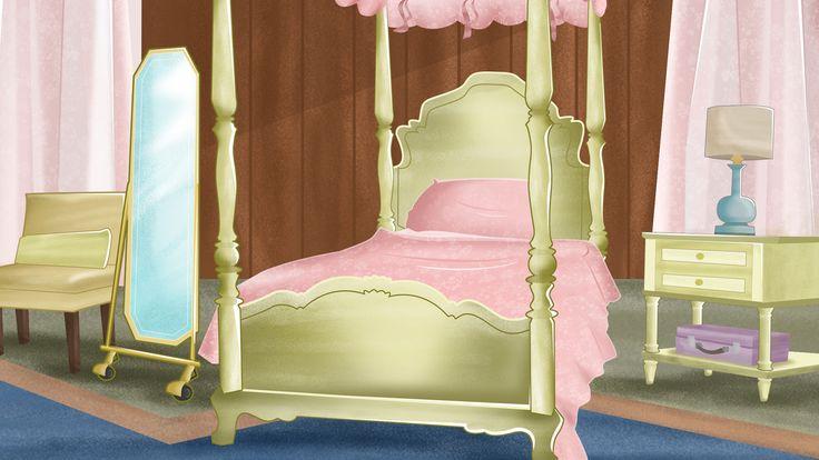 Descendientes - Ingenioso Decorador | Juegos Disneylatino
