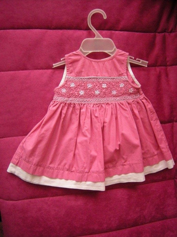 Super sukieneczka na wiosnę :)   #dzieci #dziecięce #ubrania #ciuszki #dziecięca #odzież #sukienka #sukieneczka #różowy
