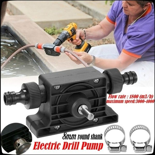Electric Drill Drive Pump Buy Today Get 75 Discount Wowelo Electric Drill Drill Drill Chucks
